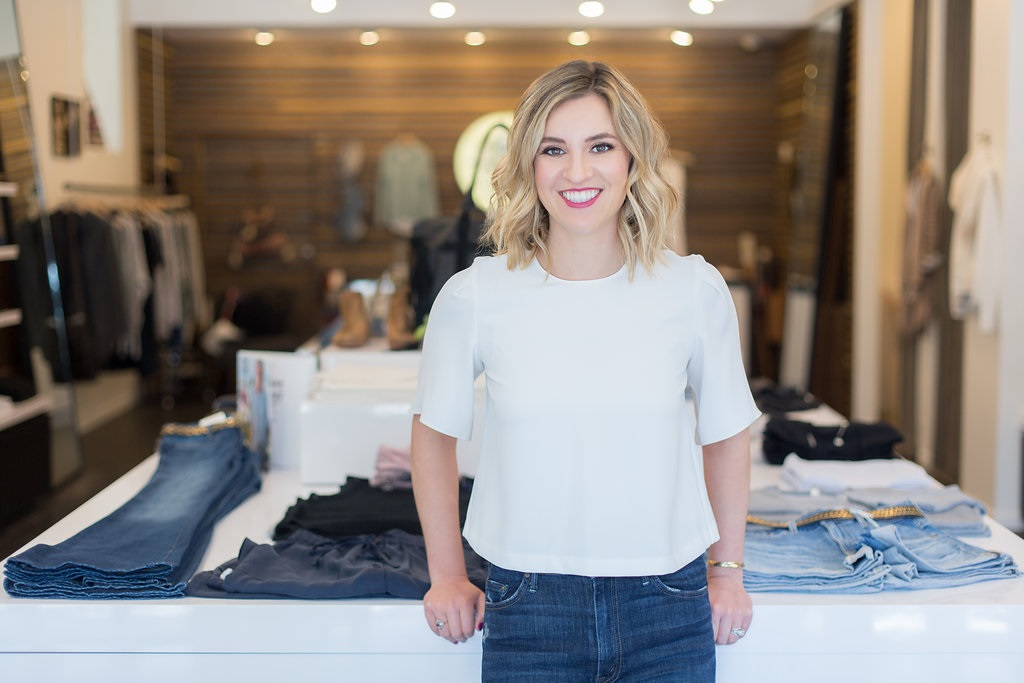 Alyssa Doorhy, owner of CoChic Styling