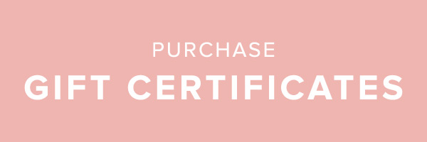 Gift Certificates for CoChicStyling