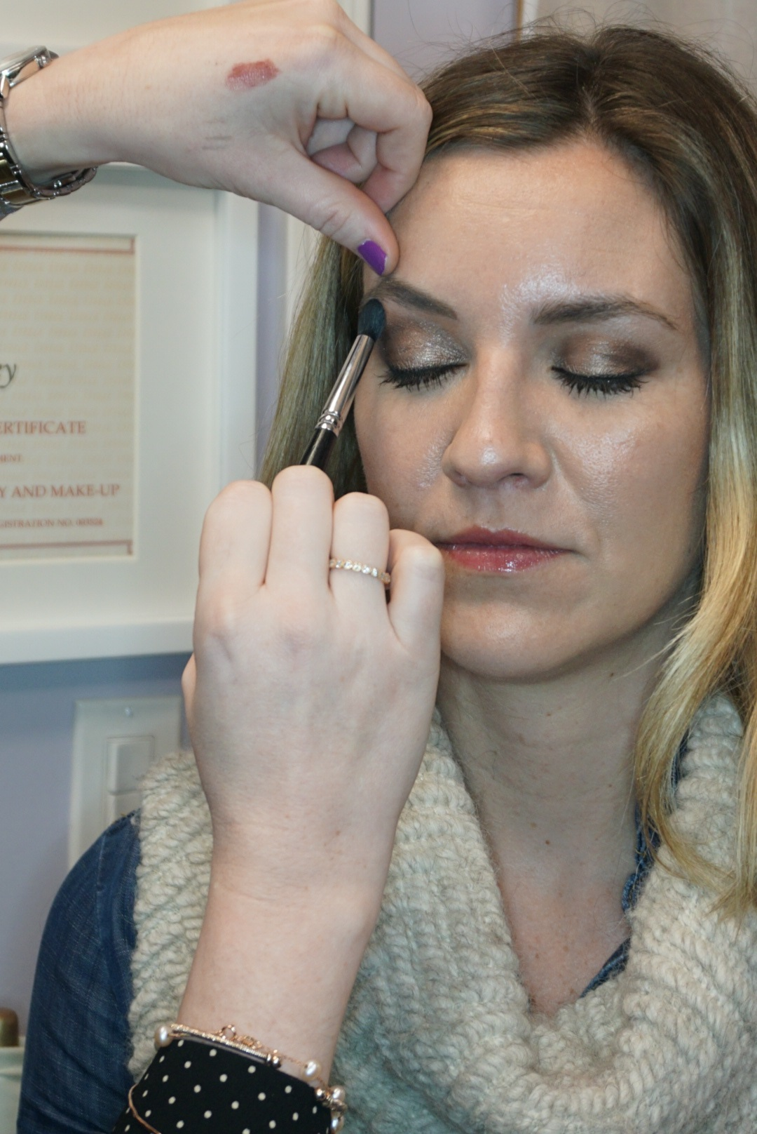 After My Eyes, Rebecca Showed Me How To Apply Concealer Correctly, Where To  Apply