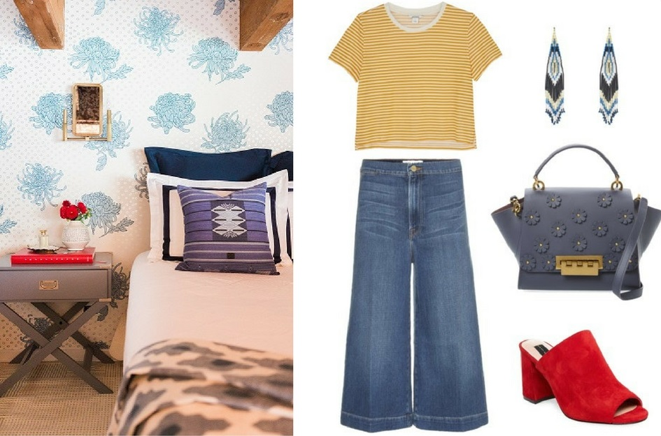 Room to Outfit Inspiration